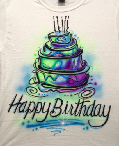 Happy Birthday Youth T-shirt
