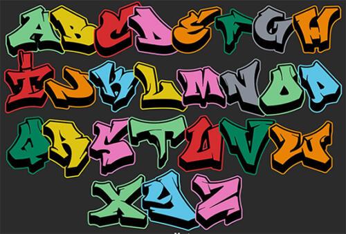 Color Graffiti