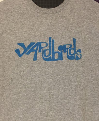 Yardbirds copy of vintage shirt
