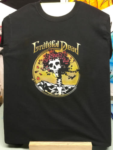 Grateful Dead Adult Small T-shirt