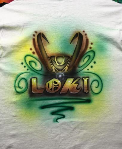 Loki theme t-shirt